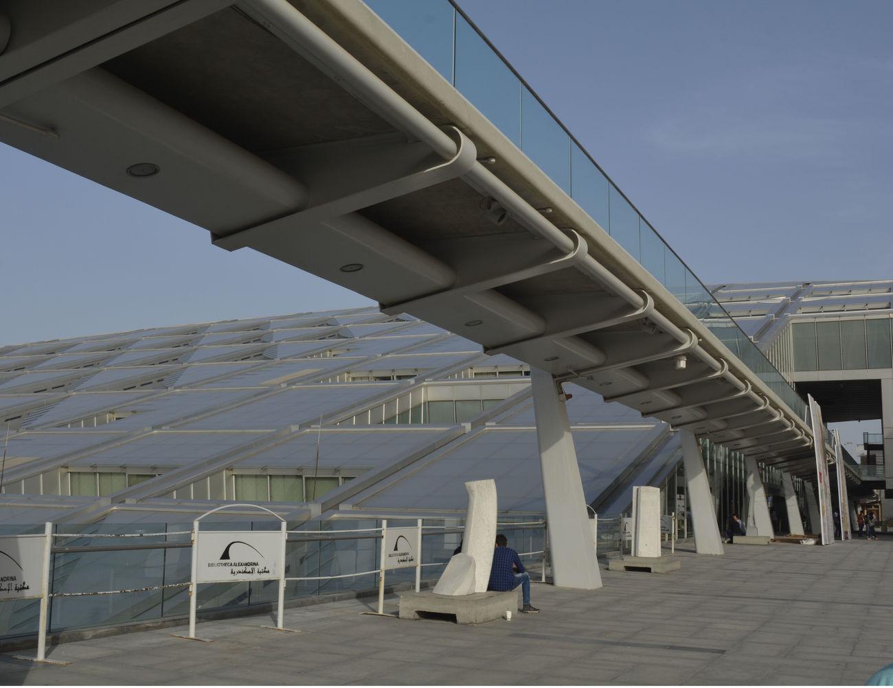 Architecture Bridge Built Structure Day Outdoors Sky
