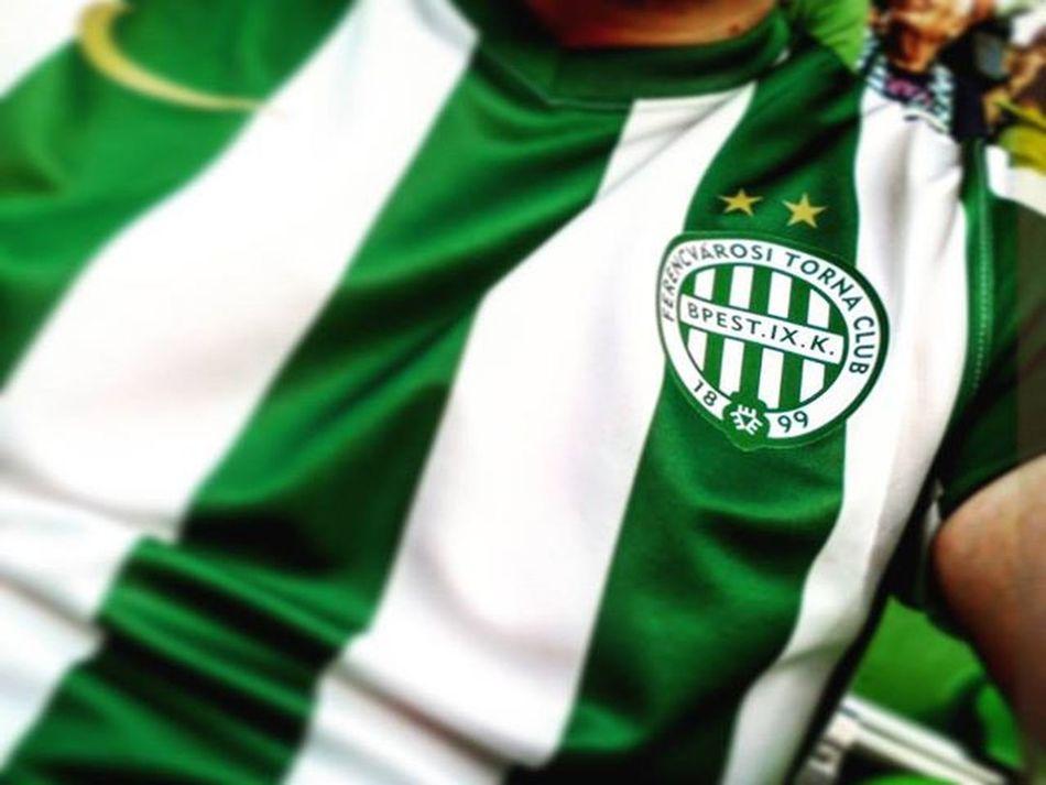 Ferencváros Fradi FTC  Fradicimer Zöldfehér Hajrafradi Eee Football Mennyei Soccer Matchday Homekit