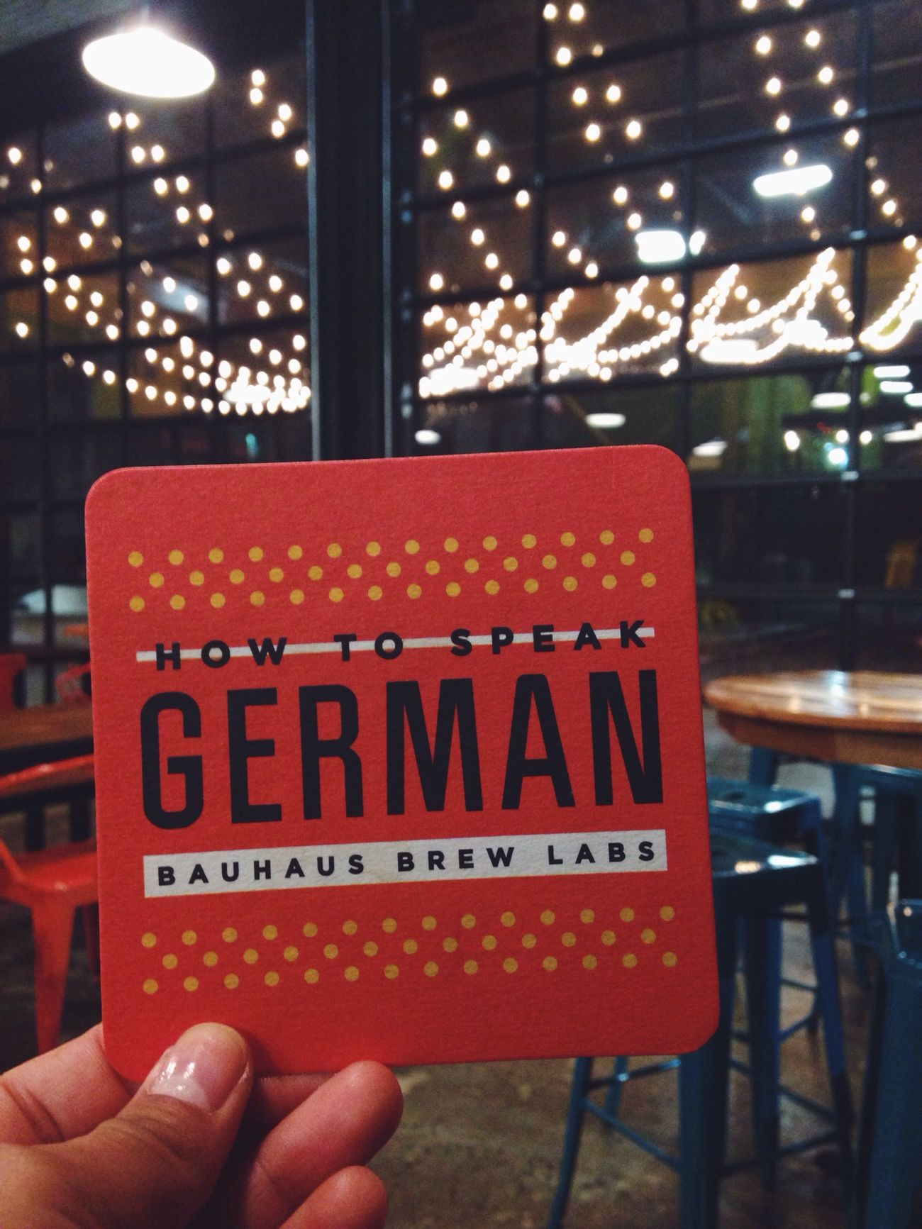 Checked this new brewery out last night...I'll be baccckkk!... Bauhaus Brewery German New Place Fun Times