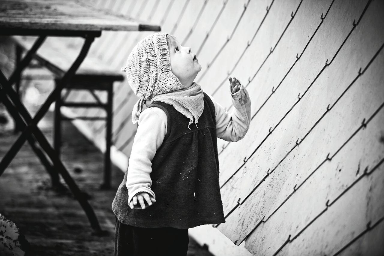 Child Children Children Photography Toddler  Amazement Pureness Childhood Blackandwhite Black And White Black & White Portrait EyeEmNewHere