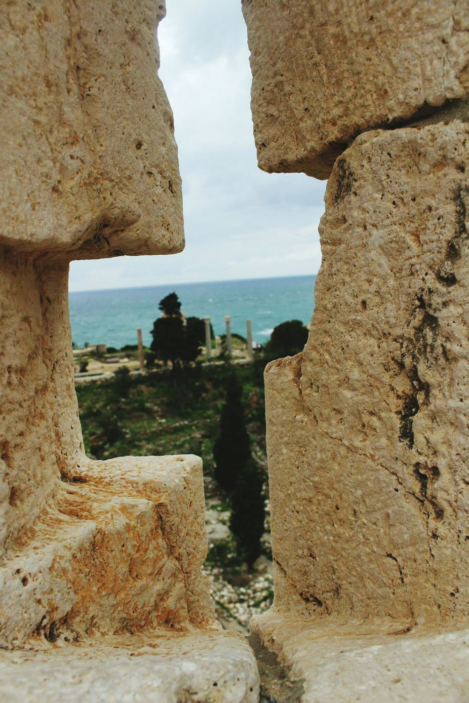 And when i look at it, i wonder if there is any message behind all that they left us Lebanon Byblos Ruins Historical Castle While I Was Lost Taking Photos Trip