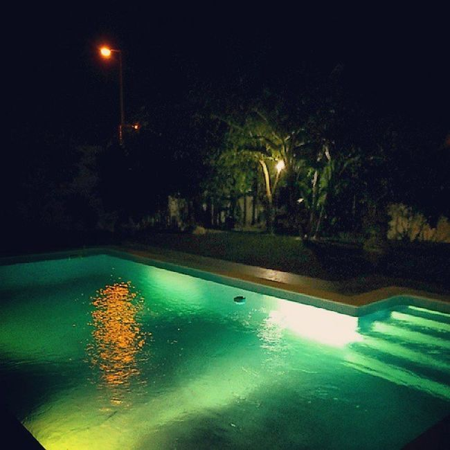 Nigthout Relax Exercise Warmwater