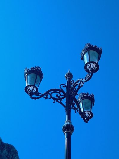 Clear Sky His Glutenfree Historical Lamp Lamppost Sky