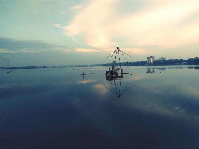 Chinese Fishing Net Kochi