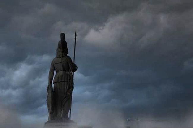 Lista para la tormenta Guadalajara Minerva Mi Cultura