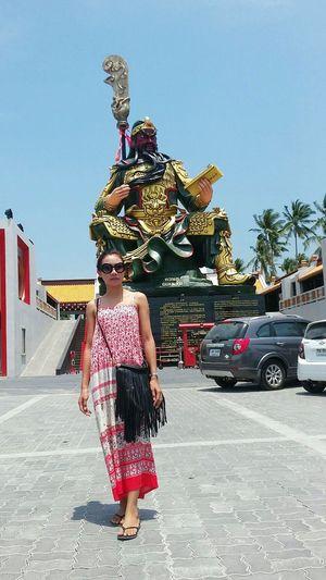 Kho samui, Thailand. Hello World Kho Samui Samui Thailand That's Me Guan Yu Takeing Photo Eye4photography  EyeEm The Best Shots Taraval