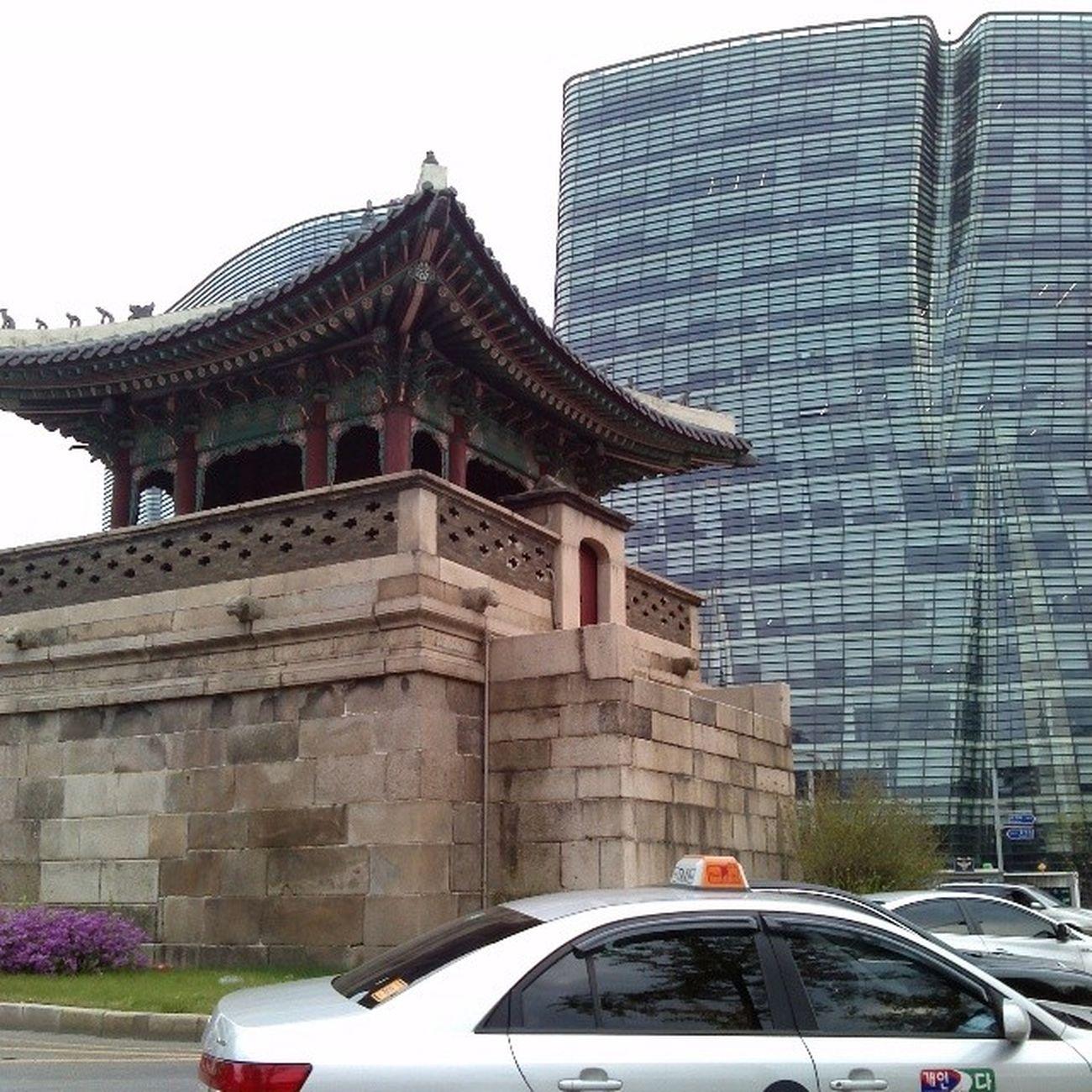 Seoul городконтрастов