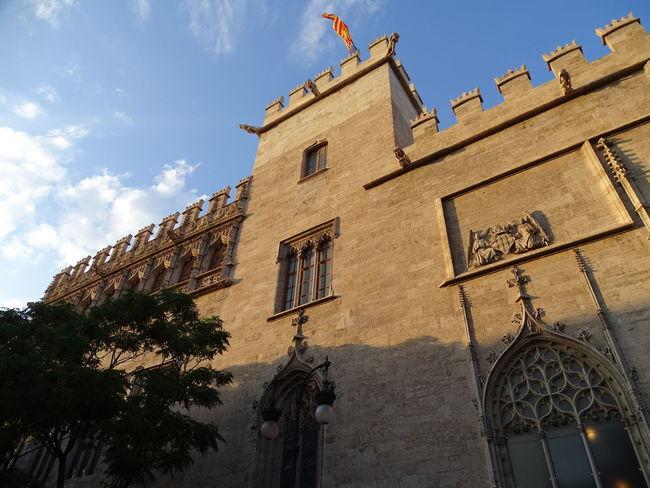 SPAIN Popular Photos Valencia City Unesco World Heritage Valencia, Spain Gothic Architecture Hello World Enjoying Life Taking Photos Cityscapes Things I Like Unesco Lonja De La Seda