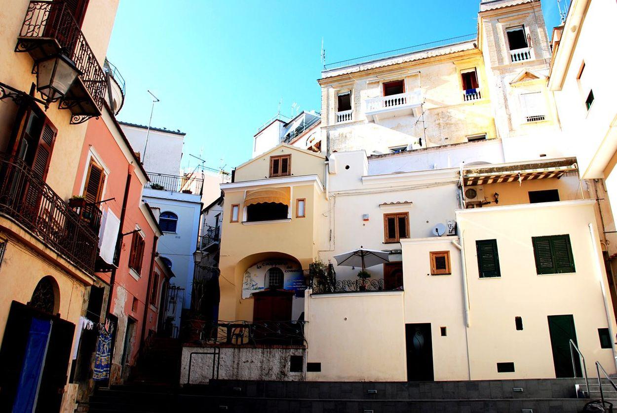 Amalfi Coast Italy Houses Italian House Italian Village  Italian Architecture Cetara