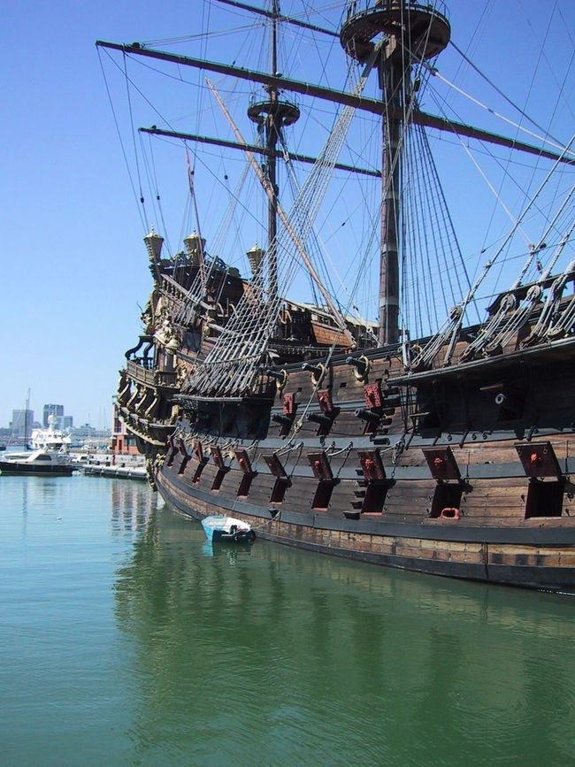 Boat Mast Nautical Vessel Pirate Pirateship  Sailboat Tourism Water