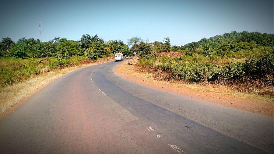 long journey ahead