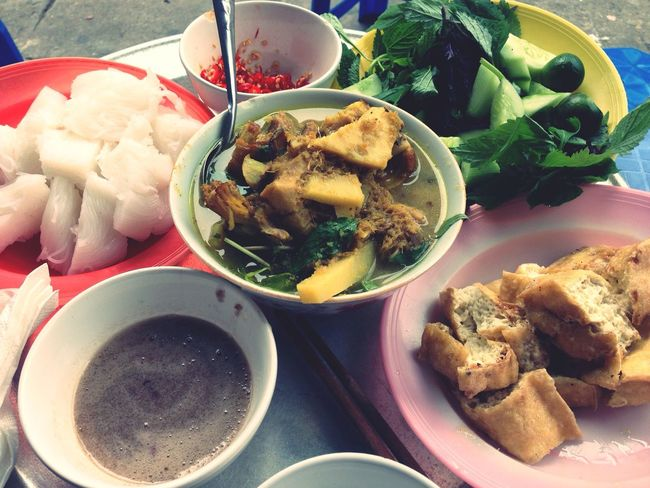 Budamato ! Must try if you are in vietnam ! Vietnamese Food Bun Dau Mam Tom Delicious Enjoying Life