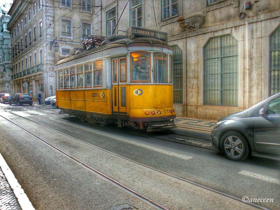 Lisboa Portugal Trams Carreira Hdr_Collection Hdr_lovers Hdroftheday Lisbon Lisboa