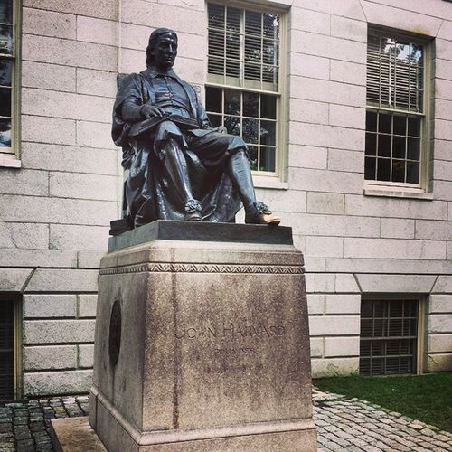 JohnHarvard Harvarduniversity