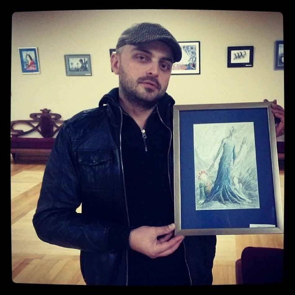 Sold! :)) Art Gallery Exhibition