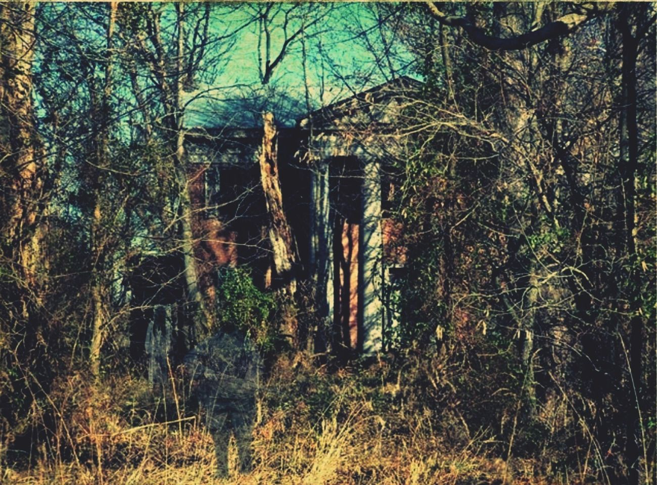 Horror Look Into The Darkness  Ghosts And Ghouls EyeEm Best Edits