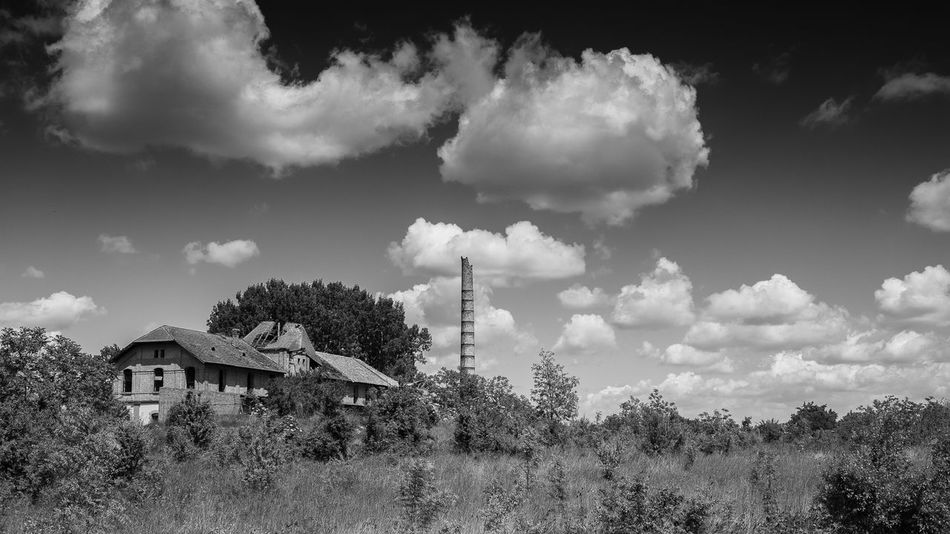 The old brick kiln Eye4photography  Shootermag EyeEm Best Edits Blackandwhite