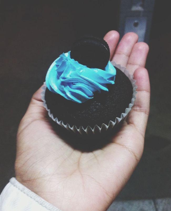 Cupcakes Oreo Delicity