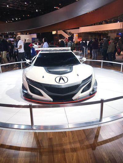 Acuralife Acura Acura Nsx Acura NSX Concept Race Race Car Racecar Transportation Mode Of Transport Cars Car CarShow Car Porn Car Show