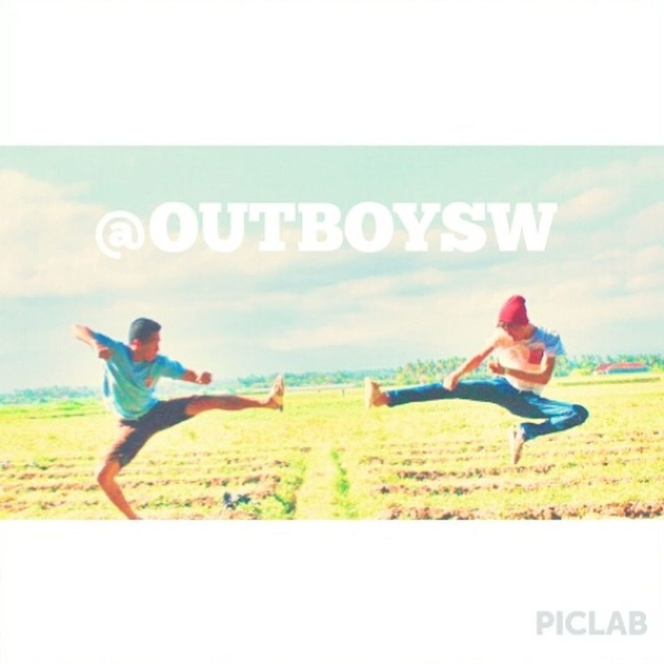 Kick @OUTBOYSW out !!! Clothing Apparel Bali