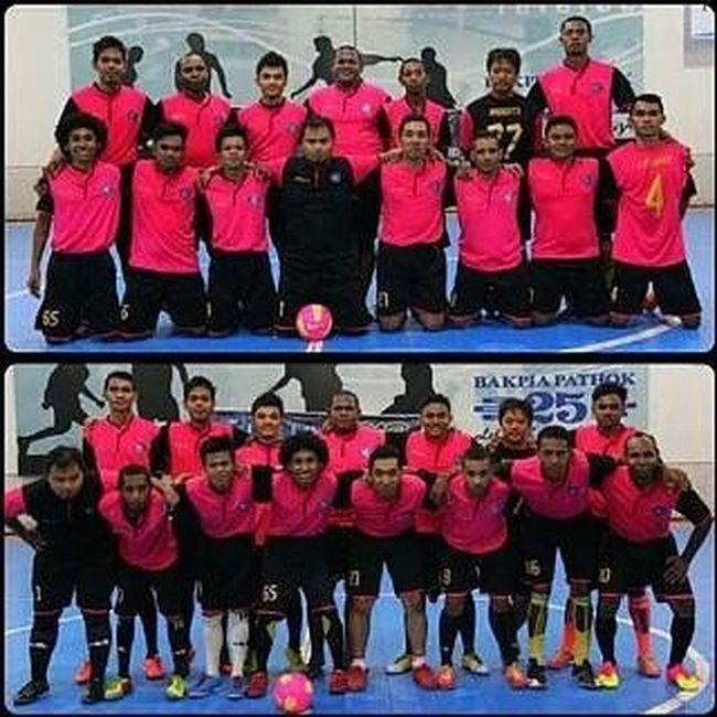 Kebersamaan yang tak lekang oleh waktu Latepost Soasoafc Futsalindonesia Yogyakarta papua