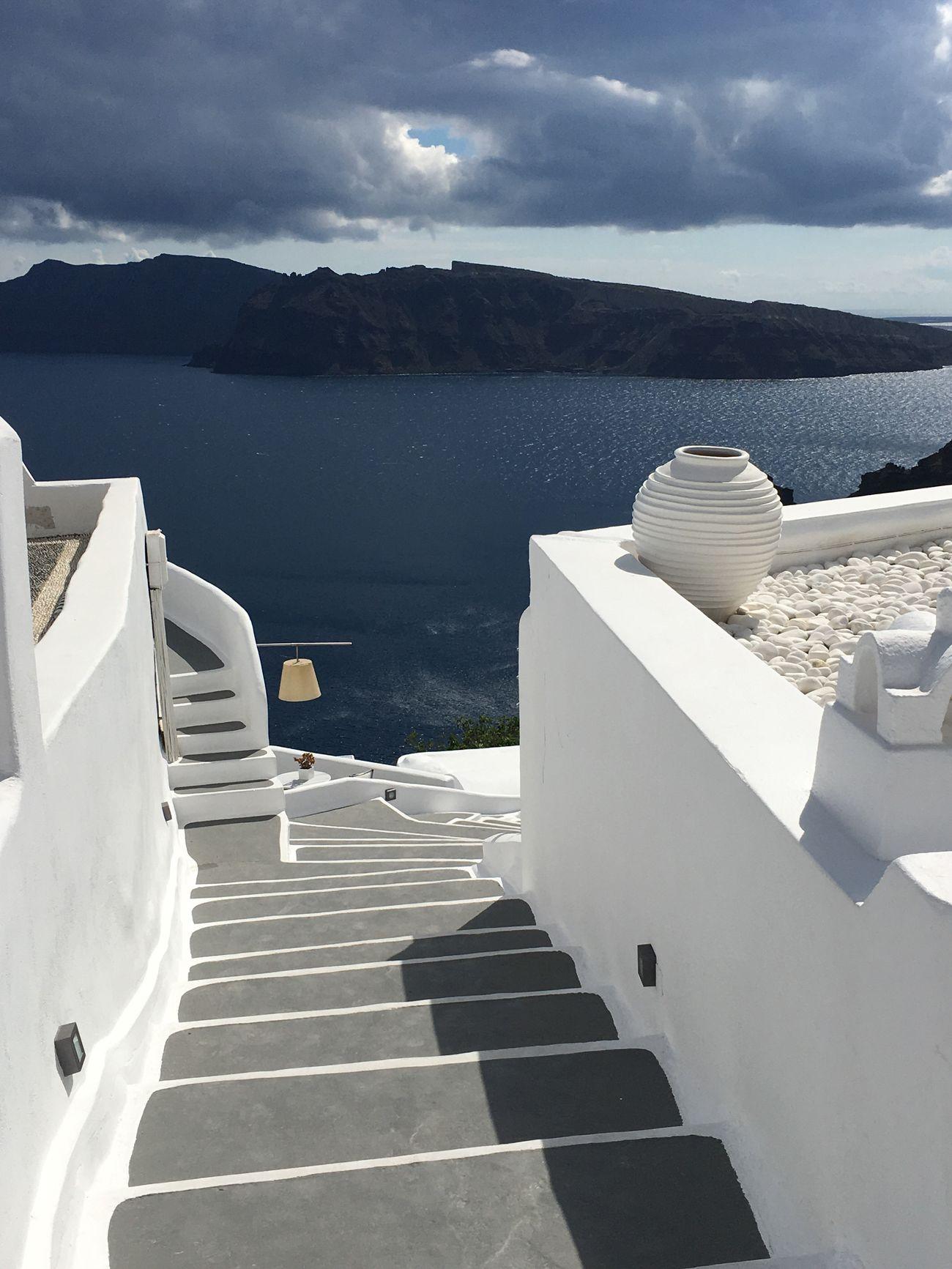 Oia Santorini wheredoesthiead Whitewalls