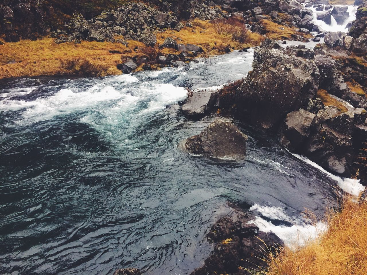Nature Iceland ísland Beauty In Nature Outdoors Waterfall Iceland Thingvellir National Park