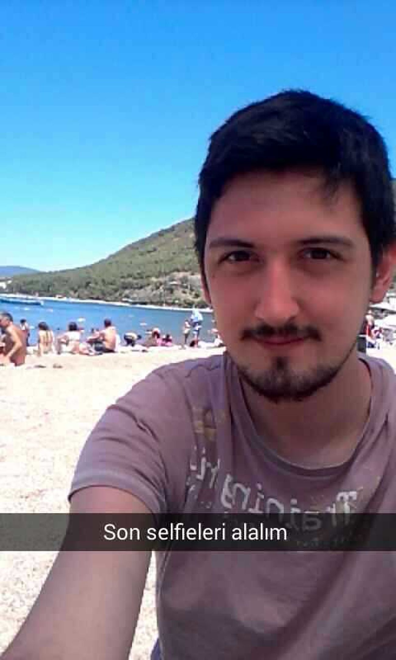 Selfie That's Me Portrait Snapchat: gokeryazici