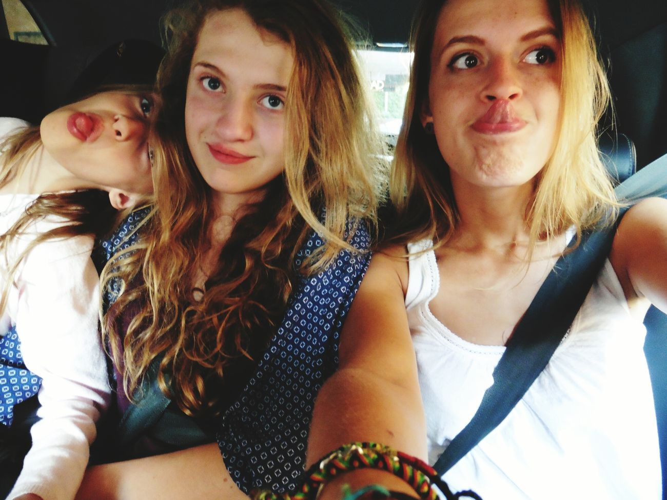 Sister-Me-Sister Sisters Family Travelling Appreciate The Little Things In Life People Together People Smile Three Girls Girls