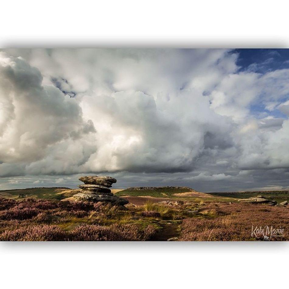 PeakDistrict Derbyshire K8marieuk Katemariephotographyuk Cloudporn Heather Summer Squareadypro Lightroom Canon 700D Countryside
