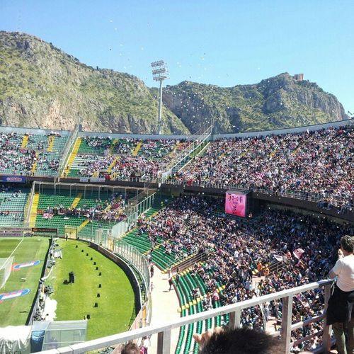 Palermo Stadio Favorita Calcio serieA