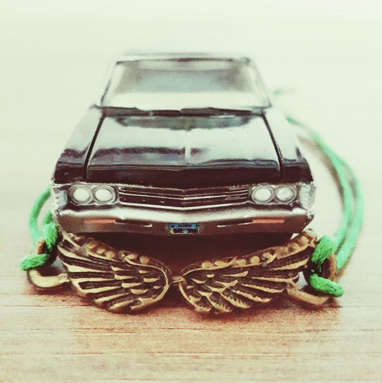 Impala67 Wings Supernatural