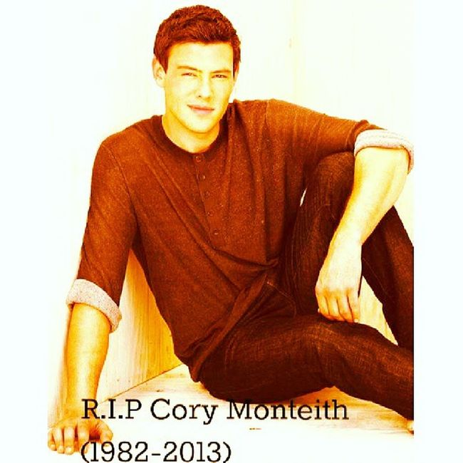 Such a tragedy when a young person passes - whether famous or someone who just happens to be in the wrong place or circumstances. RIPCoryMonteith AYoungTalentGoneTooSoon