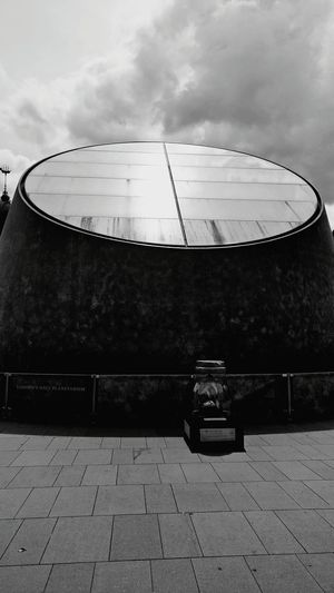 Greenwich Observatory Meridian Greenwich Park Black And White Sun Meridian Line Monochrome Photography Sun Dial Contrast No People Sculpture London Planetarium Observatory Science Museum  Metal Structure Metal Sculpture Sun Reflection On Mirror Day Outdoors EyeEm LOST IN London