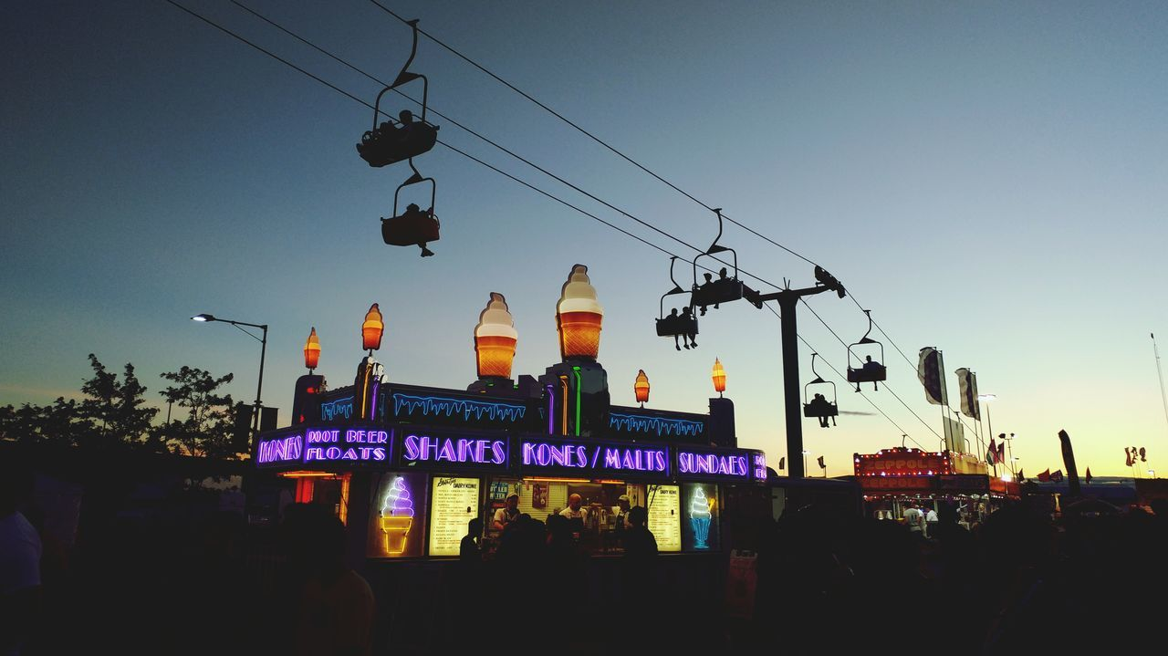 Nj State Fair Fair Nightphotography MetLife Stadium