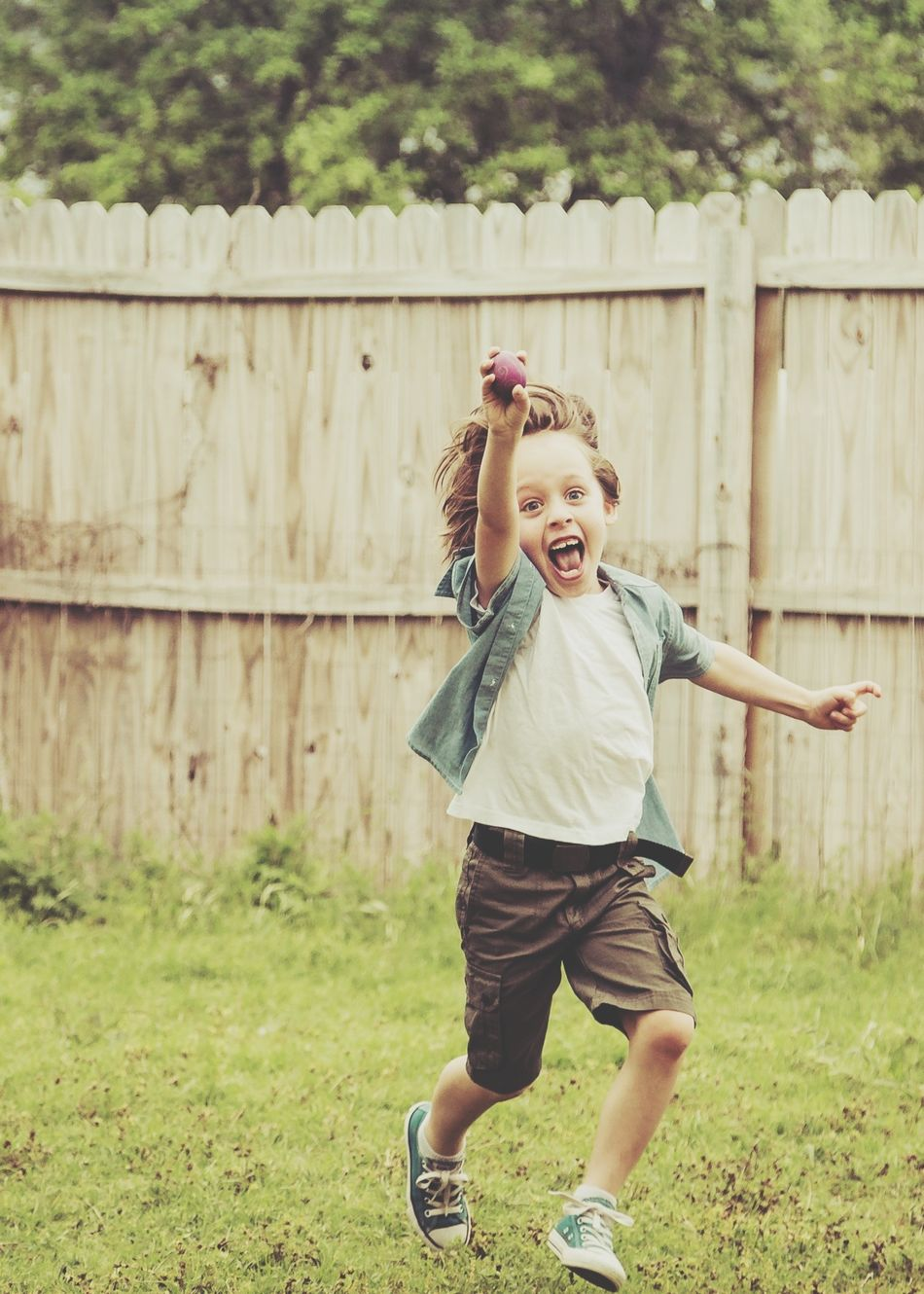 Beautiful stock photos of easter, Ball, Boys, Casual Clothing, Cheerful