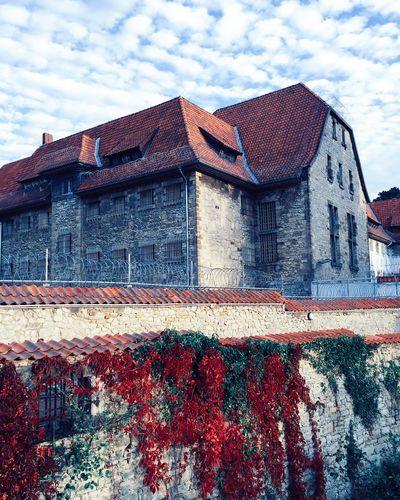Jail Prison Historical Building German Architecture