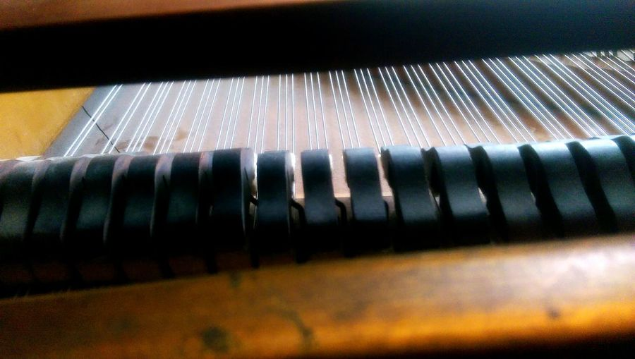 Piano Instruments Getting Inspired