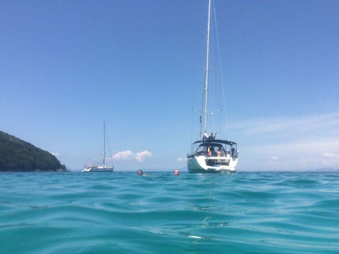 Underwater Camera Case Boat Shot Sea
