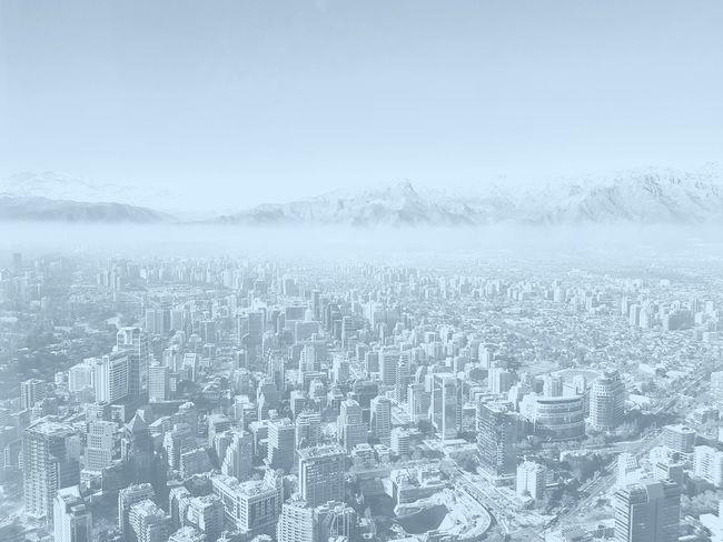 Santiago. Altura Chile Santiago