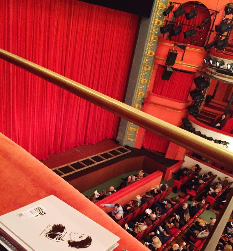 Theatre Majakovskij Red Everything