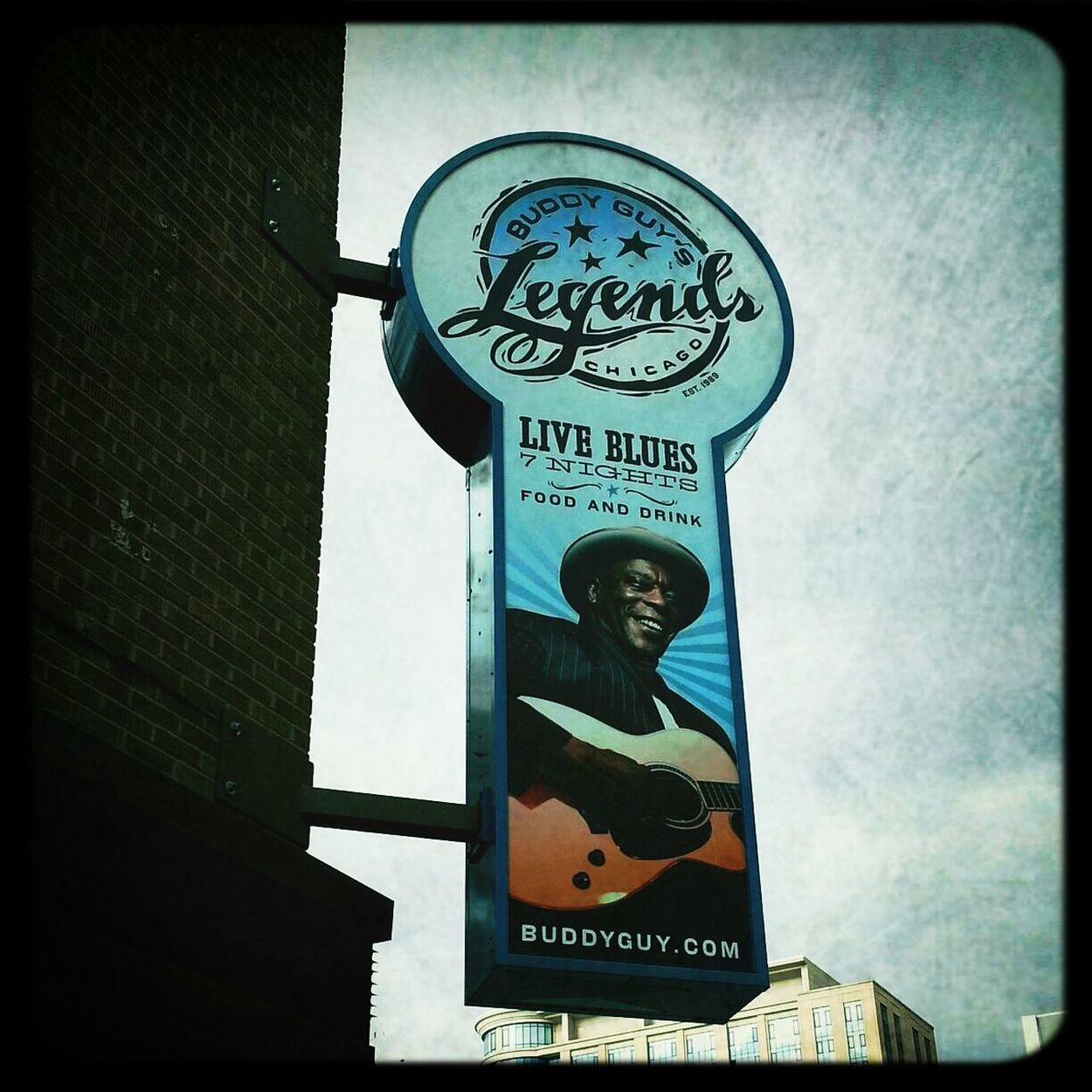 Buddy Guy's Legends Chicago Live Blues