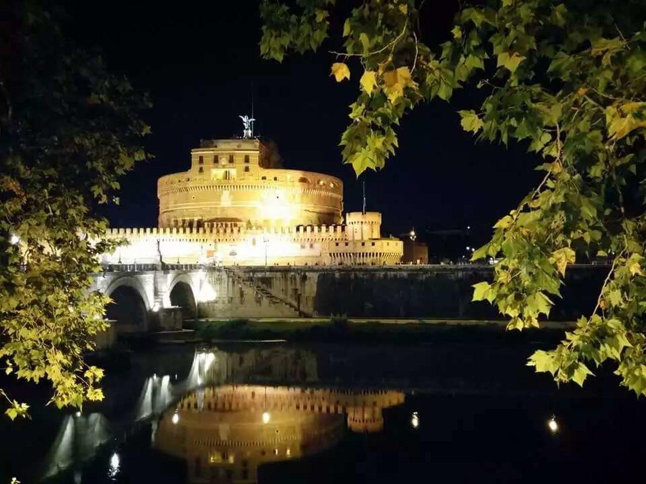 Roma Di Notte Rome By Night