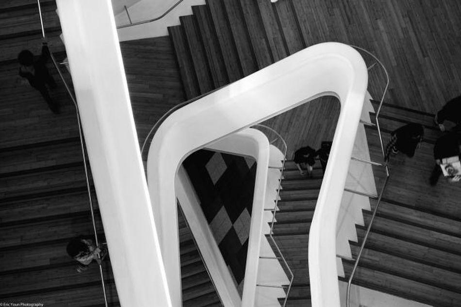 Stairways South Korea Eyem Best Shots Architecture_collection Amazing Architecture Sonyphotography Seoul Architecture_bw Streetphotography Blackandwhite