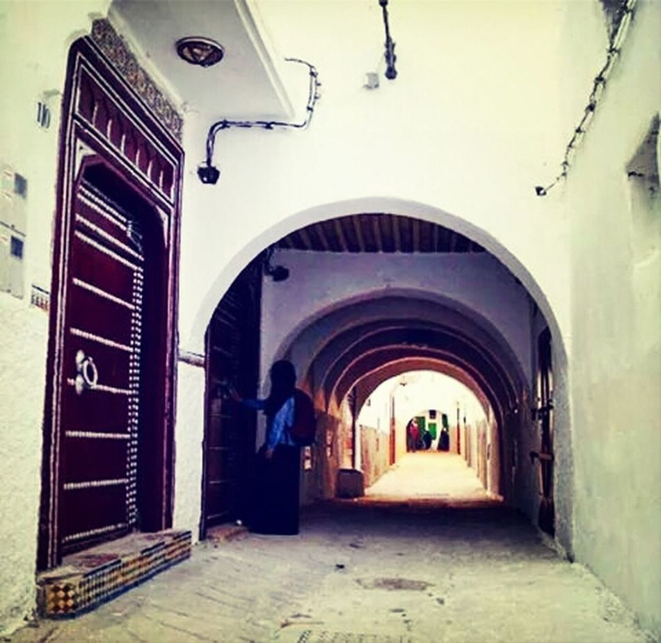Morocco Tetouan  Street Photography Beauty