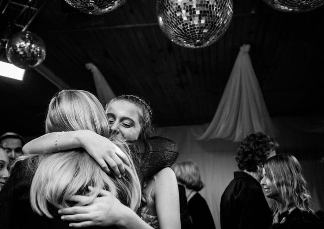 Birthday Black & White Blackandwhite Emotion Emotional Photography Emotions Emotions Captured Family Family❤ Fifteen Hug Hugging Teenager Togetherness Working Young Women
