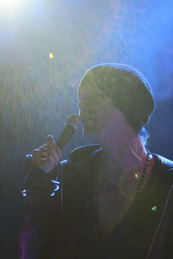 Blue Concert Him Light Music People Star Villevalo