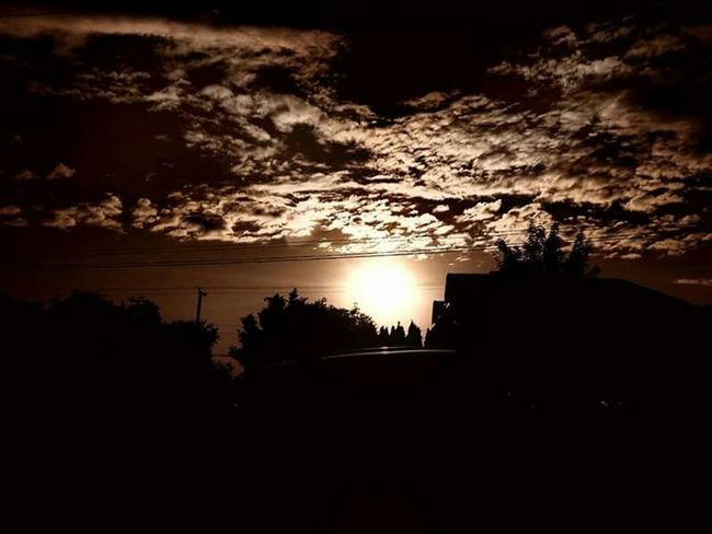 Sunset Effect