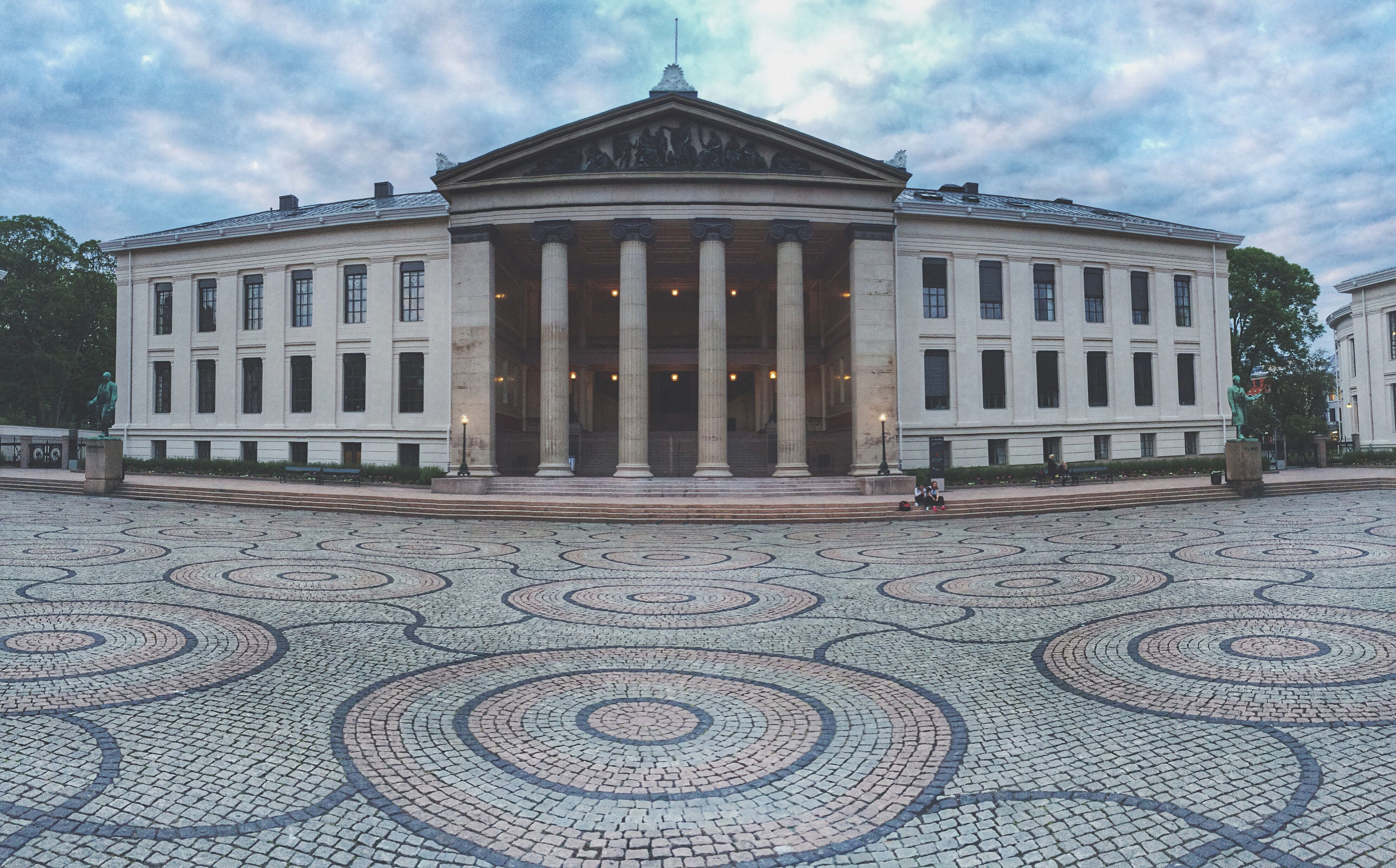IPhoneography Panorama People Watching People Streetphotography Street Photography Architecture Oslo Norway