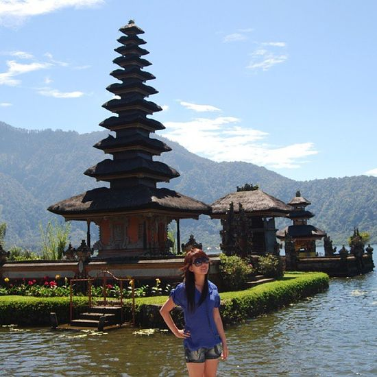 Even lonely, i'm very enjoy my holiday Bali Nofilter 2009 Latepost